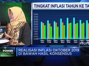 Ekonom Sebut Inflasi Terlalu Rendah Bisa Mengkhawatirkan