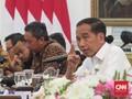 Jokowi soal Anggaran Pendidikan: Jangan Sampai Tidak Sekolah