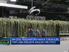 Laba Bersih Erajaya Swasembada Anjlok Jadi Rp 165,6 M