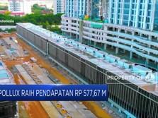 Pollux Cetak Laba Bersih Rp 37,08 Miliar