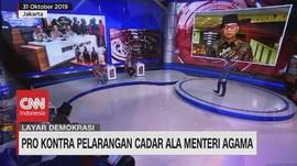 VIDEO: Guntur Romli vs Yandri Susanto Soal Pelarangan Cadar