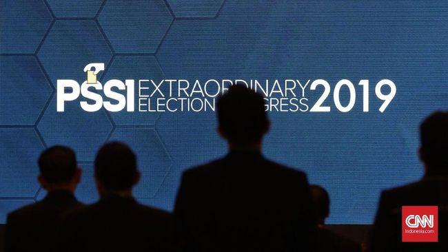 Kongres PSSI Sempat Memanas, Dua Calon Ketua Berseteru