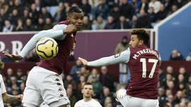 Hasil Piala Liga Inggris: Aston Villa Kalahkan Liverpool 5-0
