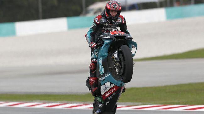 Quartararo Merasakan Perubahan Dramatis Tenar di MotoGP