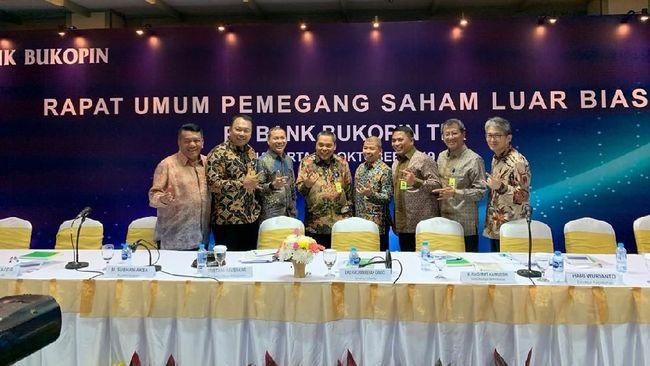 BNLI IHSG BBKP Kookmin Kuasai Bukopin, Stanchart & Astra Jual Saham Permata
