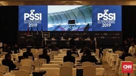 Lima Calon Ketua Diusir Sekjen di Kongres PSSI