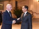 Intip Pertemuan Jokowi & Presiden FIFA Bahas Piala Dunia U-20