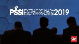 Daftar Lengkap Exco PSSI Periode 2019-2023