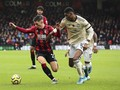 Hasil Liga Inggris: MU Kalah 0-1 dari Bournemouth