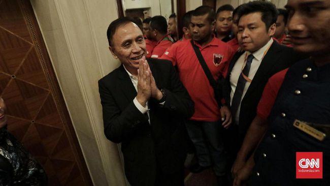 Jadi Ketua PSSI, Iwan Bule Kemungkinan Tetap di Lemhanas