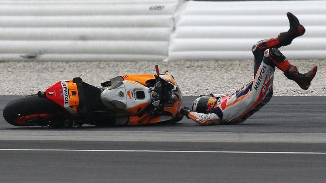 Lorenzo Akrab dengan Cedera Sejak Jadi Rookie MotoGP