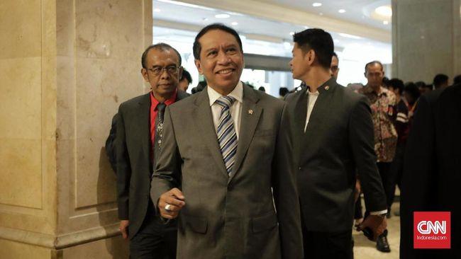 Dispora Surabaya Bantah Halangi Sidak Menpora ke Stadion GBT