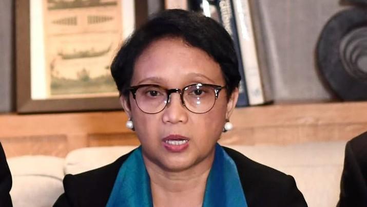 Indonesia menolak dengan tegas pernyataan Amerika Serikat (AS) yang menyebut pembangunan pemukiman Israel di Tepi Barat
