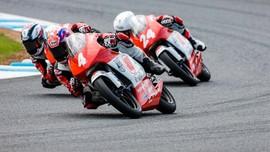 Kesan Vinales dan Marquez pada Afridza di MotoGP Malaysia