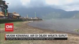 VIDEO: Musim Kemarau, Air di Objek Wisata Bali Surut
