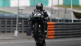 Menang MotoGP Malaysia, Vinales Sempat Takut Dibalap Marquez