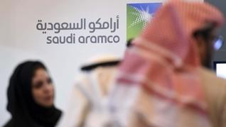 Saudi Aramco Tawarkan Saham Perdana Mulai 17 November 2019
