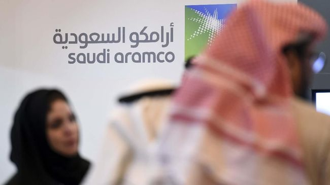 IPO Saudi Aramco Kelebihan Permintaan 1,7 Kali