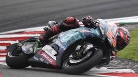 Hasil FP1 MotoGP Valencia: Quartararo Tercepat, Rossi Jatuh