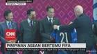 VIDEO: Pimpinan ASEAN Bertemu FIFA, Jokowi Diberi No.21