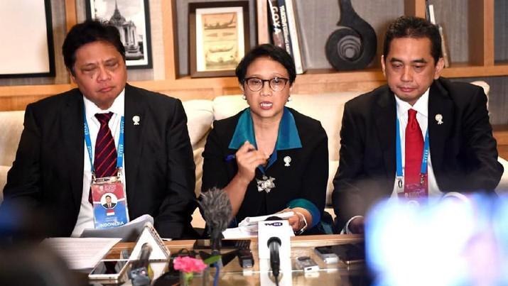 Indonesia jadi batu sandungan penuntasan perdagangan bebas RCEP.