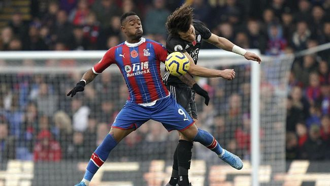 Tekuk Palace, Leicester Rebut Posisi Ketiga dari Chelsea
