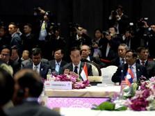 Jokowi Siap Kolaborasi Infrastruktur ASEAN dan China