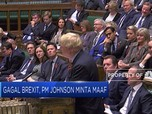 Brexit Gagal Per 31 Okt, Johnson Minta Maaf