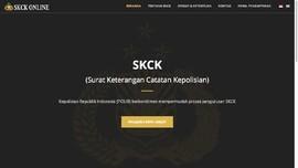 Cara, Biaya, dan Syarat Pembuatan SKCK Online