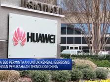 Akhirnya, AS Melunak ke Huawei