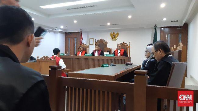 Pria Pengancam Penggal Jokowi Didakwa Pasal Makar