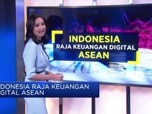 Indonesia Raja Keuangan Digital ASEAN