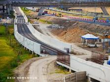 Top! Akhir 2019 Bandara Solo Sudah Tersambung Kereta