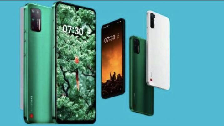 Induk TikTok, Bytedance yang masuk ke bisnis ponsel kini sudah terjawab. Bytedance meluncurkan ponsel pertamanya yang diberi nama Jiangou Pro 3