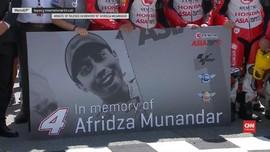 VIDEO: Afridza Munandar, Tewas di Sirkuit Sepang