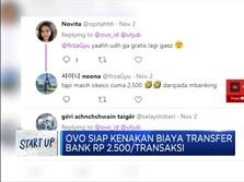 OVO Kenakan Biaya Transfer Rp 2.500, Netizen Kecewa