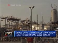 IPO jadi Tonggak Sejarah Baru Saudi Aramco