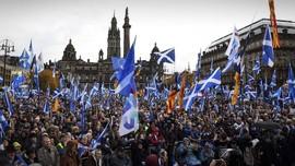 Diduga Kecewa Soal Brexit, Skotlandia Tuntut Kemerdekaan