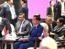 Diingatkan IMF: 'Jokowi Hati-hati Kelola Moneter dan Fiskal'