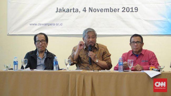Rilis IKP 2019: Kemerdekaan Pers Belum Sentuh Level Bebas