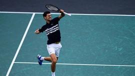 Djokovic Juara Paris Masters 2019