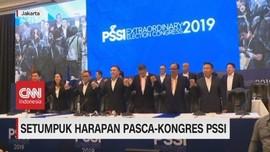 VIDEO: Setumpuk Harapan Pasca-Kongres PSSI