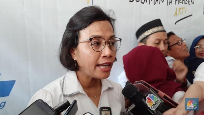 Menteri Keuangan Sri Mulyani Indrawati mengatakan realisasi dana desa hingga 30 September 2019 telah mencapai Rp 42,2 triliun