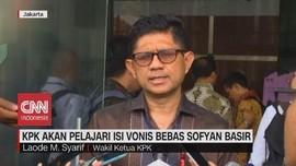 VIDEO: KPK akan Pelajari Isi Vonis Bebas Sofyan Basir