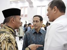Baru 2 Bulan, Kementerian Nadiem Makarim Dipangkas Jokowi