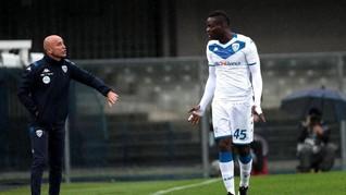 Dapat Ejekan Rasial di Liga Italia, Balotelli Mengamuk