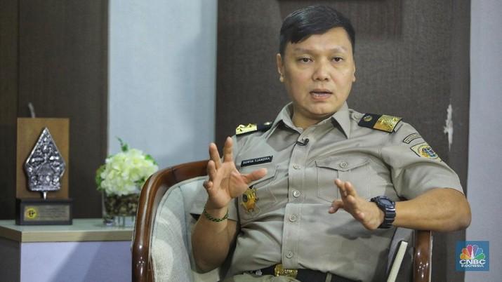 Pria yang pernah aktif sebagai pengacara publik di Lembaga Bantuan Hukum Jakarta itu membeberkan langkah dalam menyelesaikan permintaan Jokowi seputar agraria.