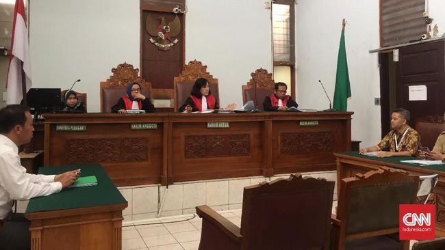 Mediator Tak Hadir, Sidang Kasus Gonzaga Kembali Ditunda