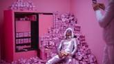 Pameran 'Supercandy Pop-Up Museum' kembali digelar di Cologne, Jerman, pada bulan ini. (AFP/Ina Fassbender)