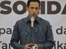 Pidato Menyentuh Nadiem untuk Guru: Bukan Janji Kosong